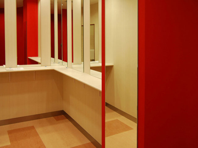 手洗い&トイレ